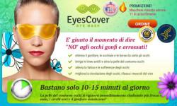 Eyes Cover: la maschera per combattere occhiaie e stress